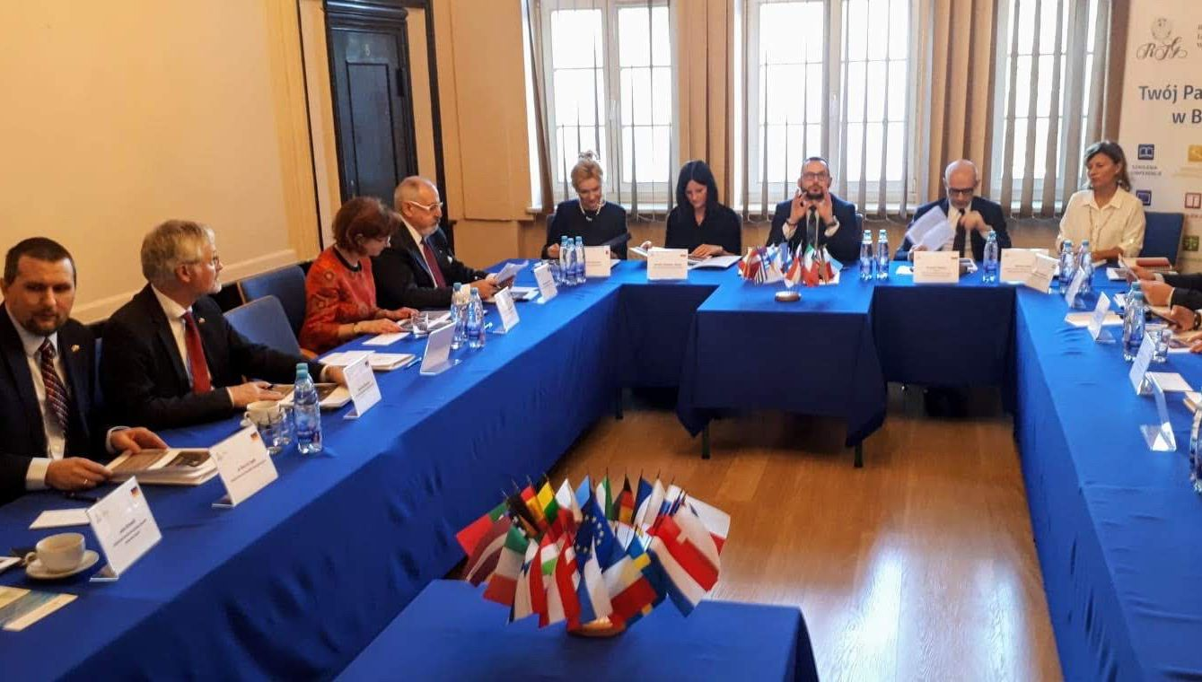 Spotkanie Konsulów Generalnych oraz Konsulów Honorowych