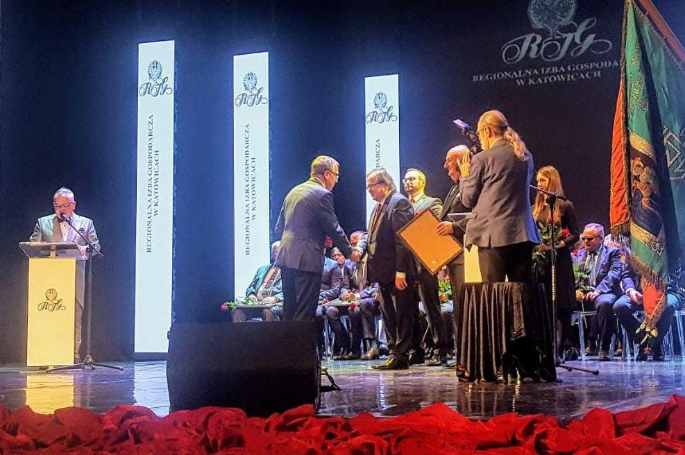 Gala Regionalnej Izby Gospodarczej delegatury w Bytomiu