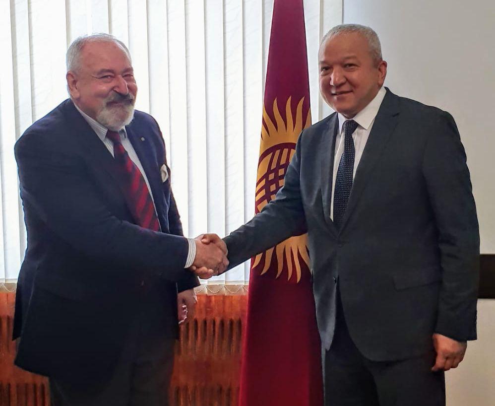 Misja dla polskich przedsiębiorców w Kirgistanie