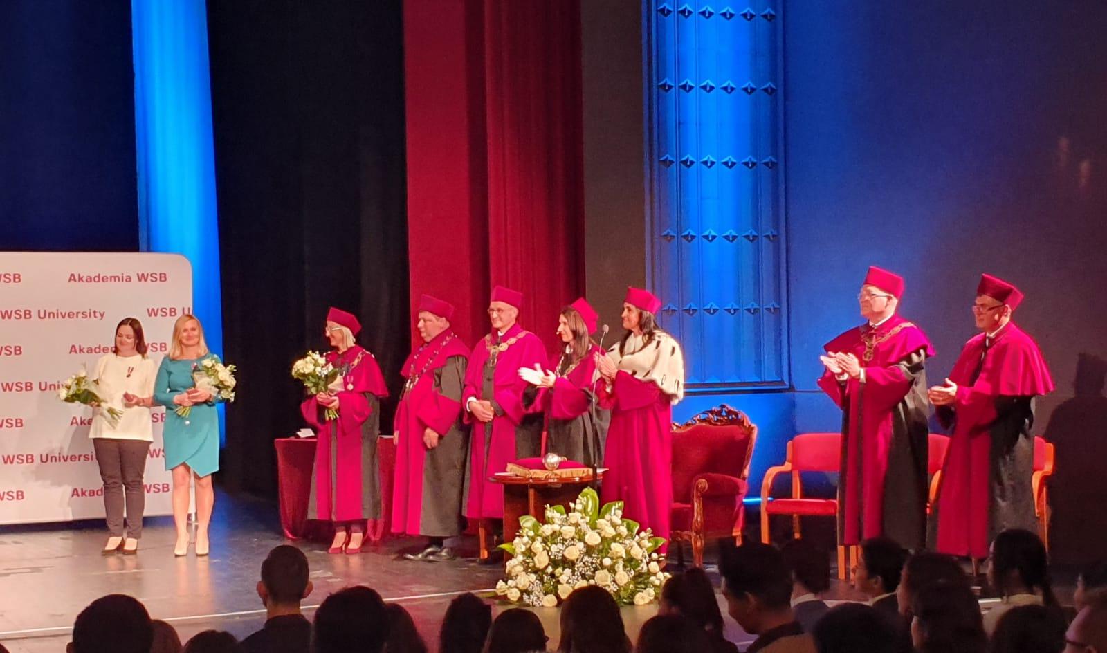 Inauguracja jubileuszowego 25 Roku Akademickiego