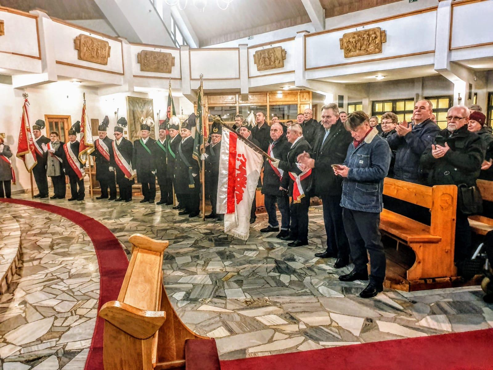 Spotkanie upamiętniające tajny Zjazd Delegatów Śląsko-Dąbrowskiej Solidarności