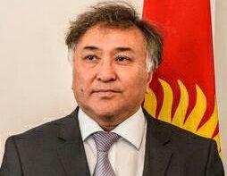 Rozmowa z Jego Ekscelencją Ambasadorem Kirgistanu w Republice Federalnej Niemiec Ernistem Otorbaevem