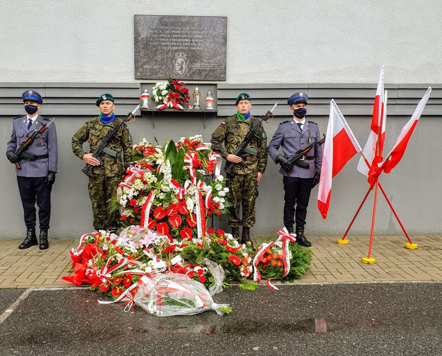Obchody Narodowego Dnia Pamięci Ofiar ludobójstwa na Kresach Wschodnich