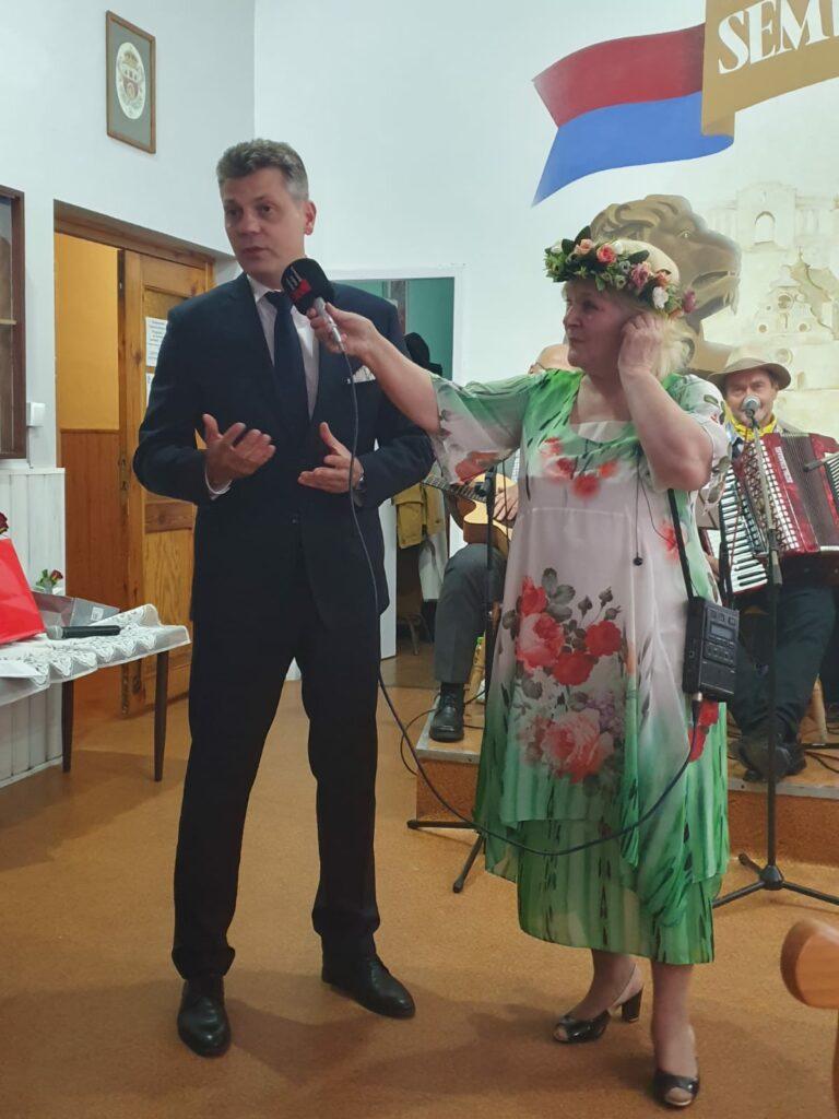 Spotkanie Towarzystwa Miłośników Lwowa i Kresów Południowo - Wschodnich w Bytomiu