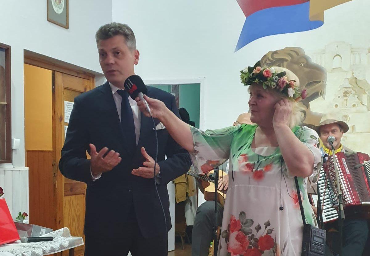 Spotkanie Towarzystwa Miłośników Lwowa i Kresów Południowo – Wschodnich w Bytomiu