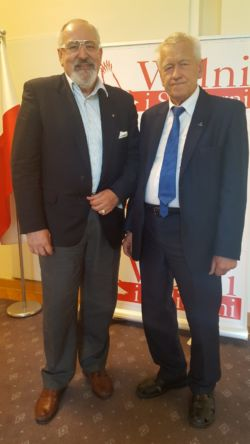 Spotkanie z senatorem Kornelem Morawieckim