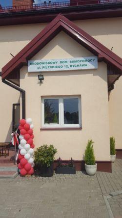 Środowiskowy Dom Samopomocy w Bychawie