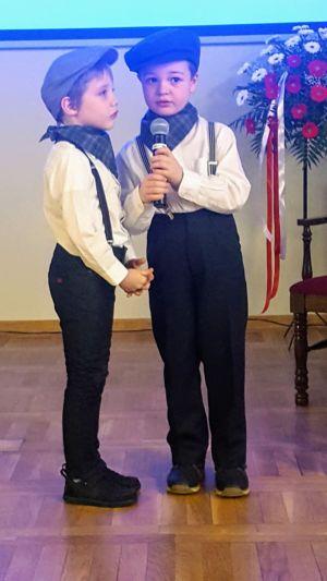 Lwowskie Batiary - uroczystość uatrakcyjnił występ zespołu