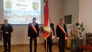 Uroczystość 30-lecia gliwickiego oddziału Towarzystwa Miłośników Lwowa i Kresów Południowo-Wschodnich