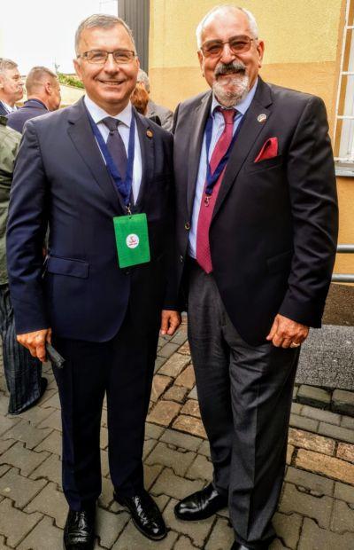 Prezes banku PKO SA Zbigniew Jagiełło.