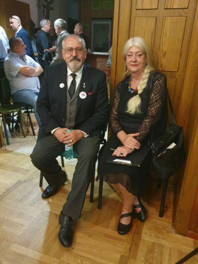 Prelegent p.dr Lucyna Kulińska